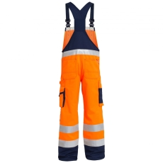 FE Engel overall 3501, EN 20471 orange/marine, str. 76