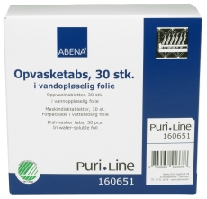 Puri-Line All in1 opvasketabs, 30 stk.
