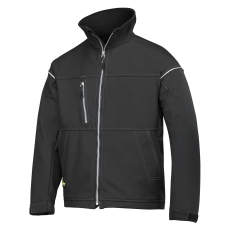 Snickers softshell jakke, 1211 sort str. 3XL