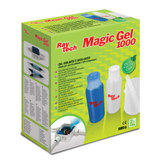 Raytech Magic gel 1000 ml, to komponent, m/2 flasker+bøtte+s